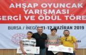 Kartal'dan Türkiye birincisi