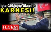 İşte 2 Yıllık Kartal Belediye Başkanı Gökhan Yüksel'in karnesi