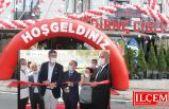 Meşhur Edirne Ciğercisi Çağdaş Restaurant, Kartal'da dualarla açıldı.