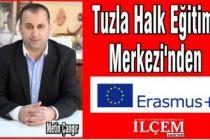 Tuzla Halk Eğitimi Merkezi'nden bir Erasmus projesi daha