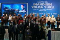 Ebubekir Taşyürek ve yeni yönetim listesi