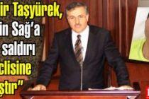 """Abubekir Taşyürek, """"Hüseyin Sağ'a yapılan saldırı İBB meclisine yapılmıştır"""""""