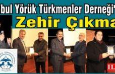 İstanbul Yörük Türkmenler Derneği'nden Zehir Çıkmazı tiyatrosu