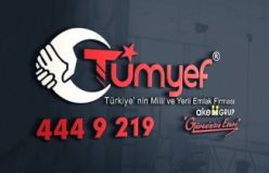 Türkiye'nin yerli ve milli emlak firması Tümyef