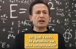 """İBB'nin algı oyununa Yazıcı'dan cevap, """"Öpmeye niyetiniz yok!"""""""