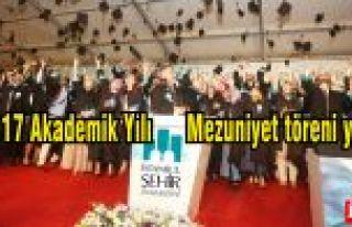 İstanbul Şehir Üniversitesi 2016-2017 Akademik...