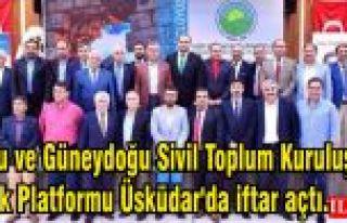 Doğu ve Güneydoğu Sivil Toplum Kuruluşları Birlik...