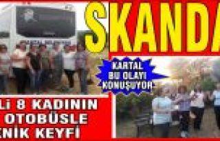"""Özdemir Rant'a ve Kamu zararına """"Dur!"""" dedi."""