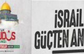 Büyük Kudüs Mitingi için ümmete çağrı...