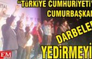 """Metin Özüpek """"Ülkücü hareket Türkiye Cumhuriyetinin..."""