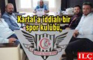 Kartal'a iddialı bir spor kulübü, Kartalpaşa...