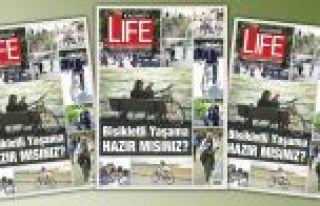 Kadıköy Life Dergisi'nin son sayısı çıktı....