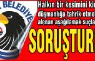 Kartal Belediyesi'ne Savcılık Soruşturması