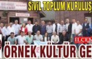 Trabzon Çaykaralılar Derneği'nden örnek kültür...