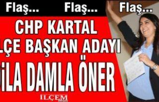 CHP Kartal İlçe Başkanlığı'na sürpriz...