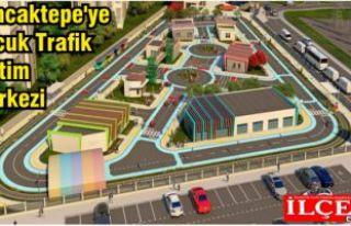 Erdem'den Sancaktepe'ye Çocuk Trafik Eğitim...
