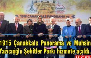 1915 Çanakkale Panorama ve Muhsin Yazıcıoğlu Şehitler...