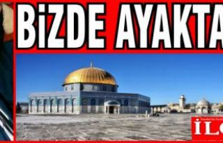 Kartal MHP'den Kudüs çağrısı!