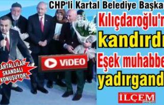 CHP'li Kartal Belediye Başkanı Kılıçdaroğlu'nu...