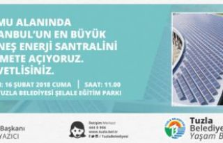 Tuzla Belediyesi'nden İstanbul'un En Büyük...