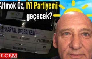 Kartal Belediyesi'nin aracı İyi Parti için yollarda....