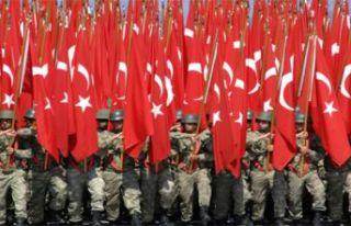 100 bin asker erken terhis olup ailesine kavuşacak