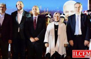 İstanbul'un fethinin 566. yılı Sancaktepe'de...
