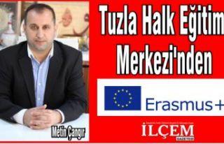 Tuzla Halk Eğitimi Merkezi'nden bir Erasmus...