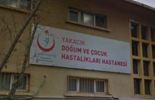 Yakacık Kadın Doğum Hastanesi hizmet vermeye devam...