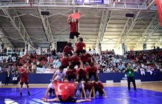 Sancaktepe'de Spor Şöleni coşkusu