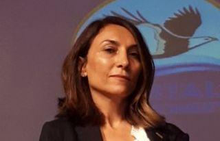 Türkan Kurtulmaz Öztürk, Kartal Kent Konseyi başkanı...
