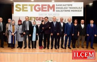 Türkiye'de bir ilk, Engelsiz Teknoloji Geliştirme...