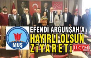 Özkan Özdemir, Efendi Argunşah'ı uyardı!