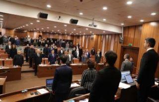 Kartal Belediye Meclisi'nden İdlib İçin Ortak...