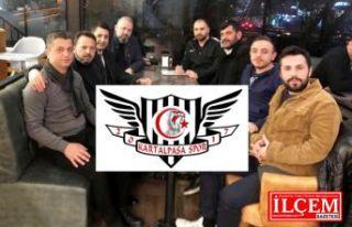 Kartalpaşa Gençlik ve Spor Kulübü yeni yönetim...