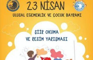 Kartal Belediyesi'nden Çocuklar İçin 23 Nisan'a...