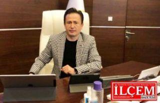 """Dr. Şadi Yazıcı """"Dijital belediyeciliğin..."""