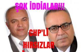 CHP'Lİ Hırsızlar Kimler?