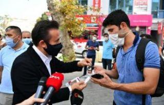Dr. Şadi Yazıcı'dan Corona'ya karşı,...