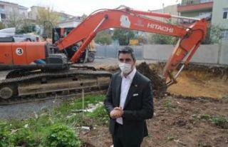 Kartal'da Kültür Merkezi ve Aşevi Projesi İçin...