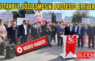 Yeniden Refah Partisi Kartal ilçe Başkanlığı,...