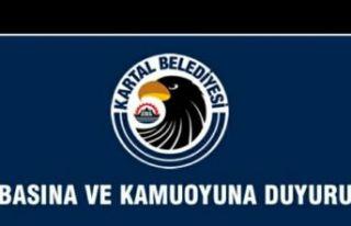 Tacizci personele Kartal Belediyesi'nden soruşturma...