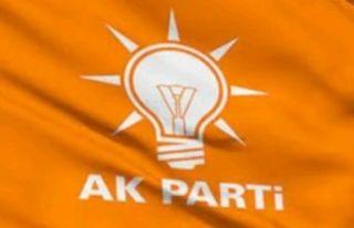 AK Parti Kartal İlçe Başkanlığı kongre yapıyor....