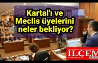 Kartal'ı ve Belediye meclis üyelerini neler...