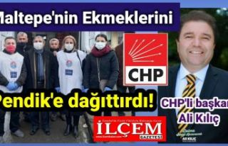 CHP'li başkan Ali Kılıç, Maltepe'nin...