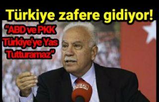 Türkiye zafere gidiyor, ABD ve PKK Türkiye'ye...