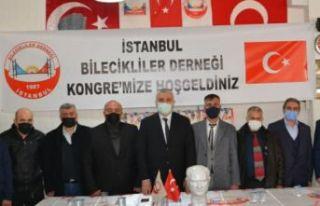 İstanbul Bilecikliler Derneği'nde sevindirici...