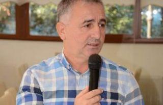 Memleket Partisi Kartal İlçe Başkanı Fikret Poyrazoğlu