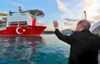 Başkan Erdoğan müjdeyi verdi. 135 Milyar Metreküplük...
