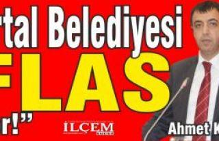 """Ahmet Karakış """"Kartal Belediyesi İflas ediyor!"""""""